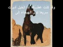 Embedded thumbnail for مالك بن الريب يرثي نفسه